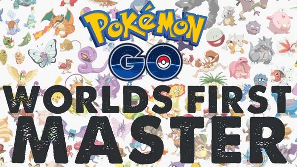 Пойманы все Pokemon Go